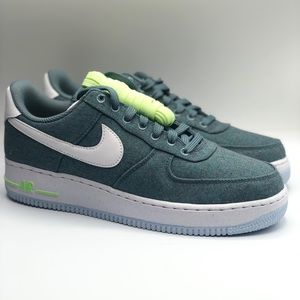 Air Force 1 Low '07 Recycled Canvas Pack Men Sz 9